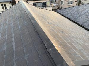 屋根の欠陥工事